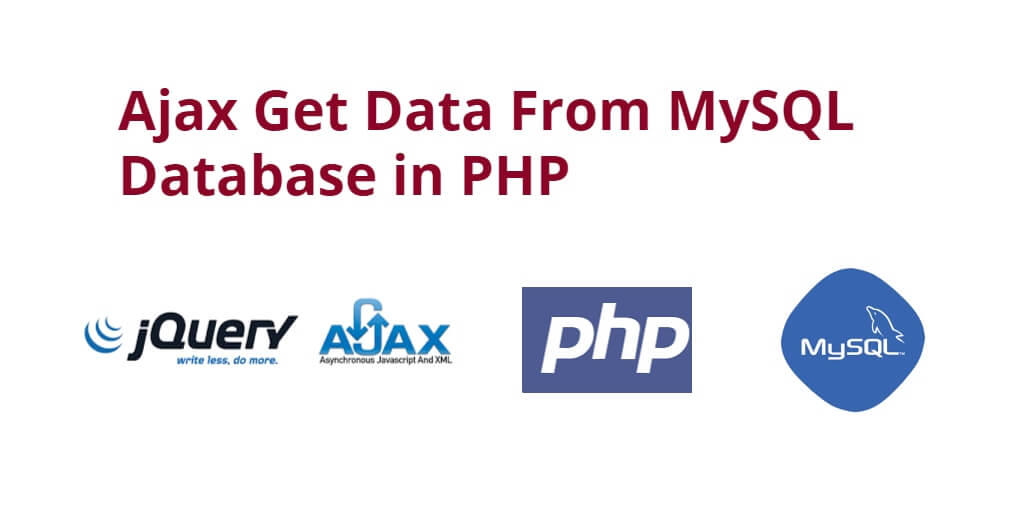 how to fetch data from database in php and display in html using ajax