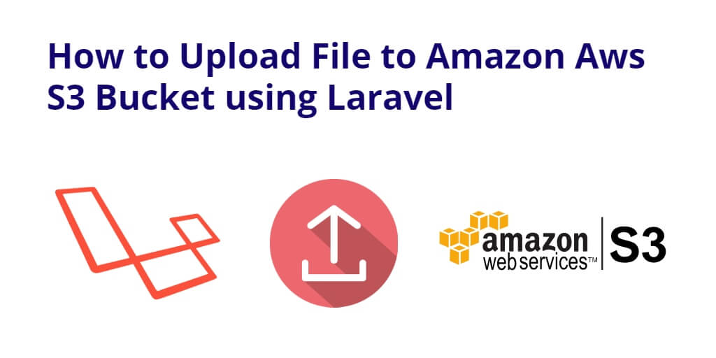 how to upload file image in s3 bucket using laravel